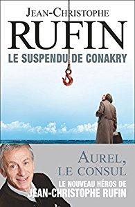 [Rufin, Jean-Christophe] Le suspendu de Conakry 51uzaj11