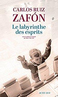 [Zafon, Carlos Ruis] Le labyrinthe des esprits 51vc5o11