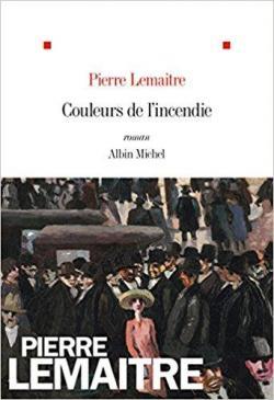 Lemaitre Pierre - [Lemaître, Pierre] Couleurs de l'incendie Cvt_co12