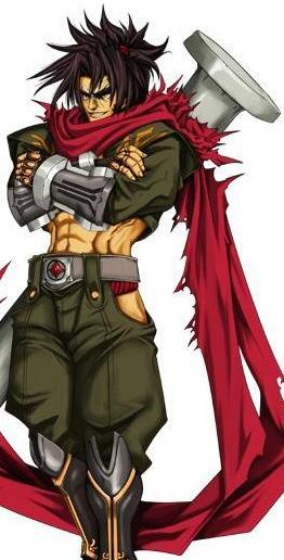 Crimson Scarf, Forest Tights Shuiro12