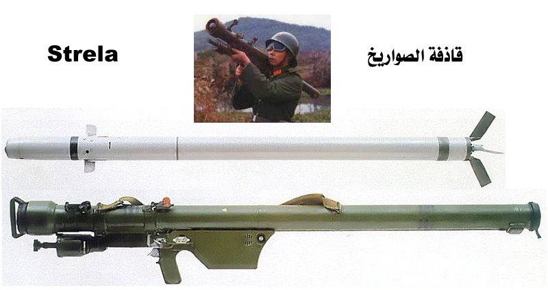 إن معلوماتي عن الجيش الوطني الشعبي أصبحت قديمة Strela10