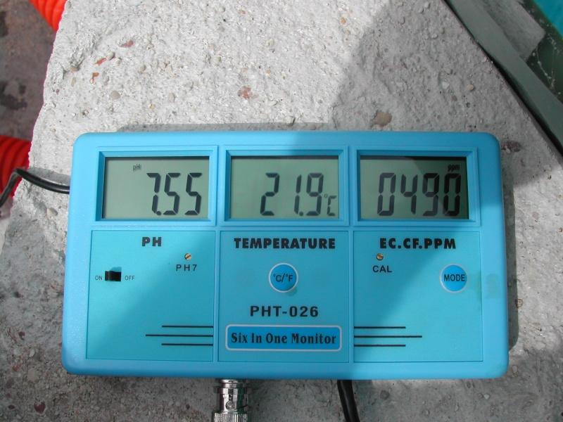Appareil de mesure chlore, PH et alcalinité Dscn1213