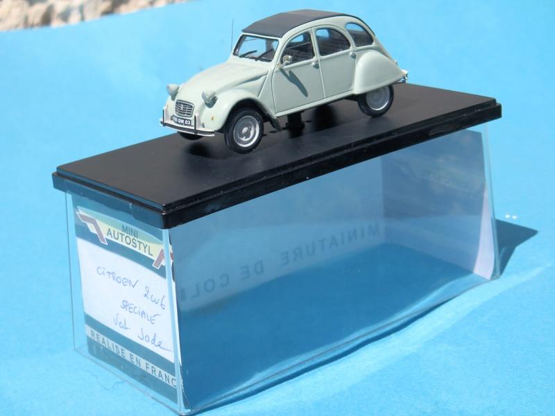 CITROËN et Autostyl Miniatures 6_spec11