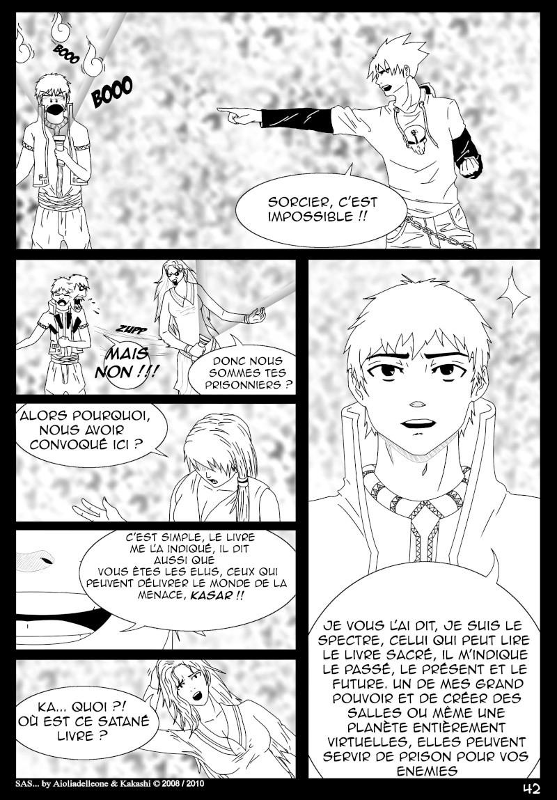 [SI J'AVAIS SU...] par Aioliadelleone & Kakashi - Page 2 Pages_14