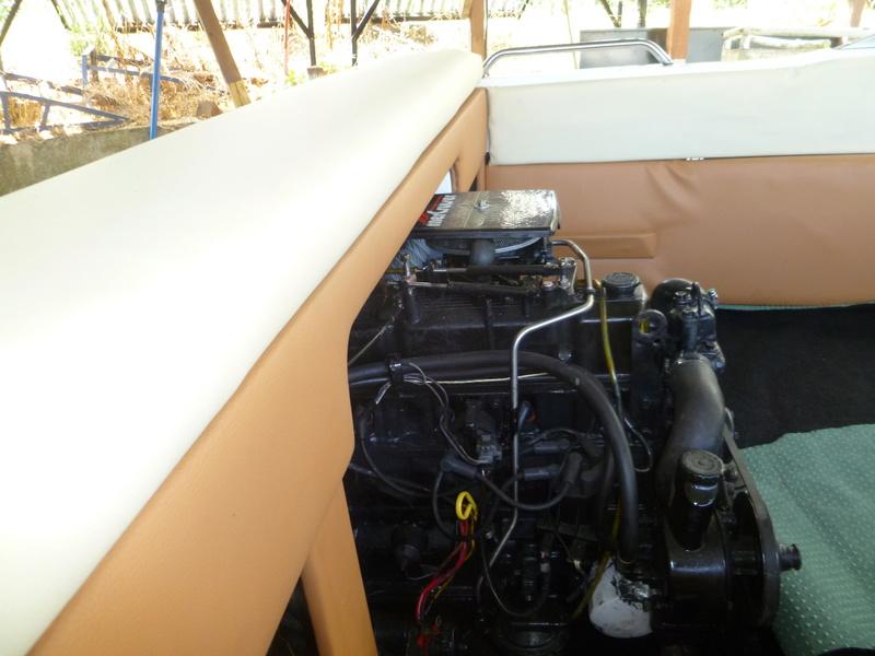 Démontage d'un bateau a moteur et réfection totale - Page 2 P1060010