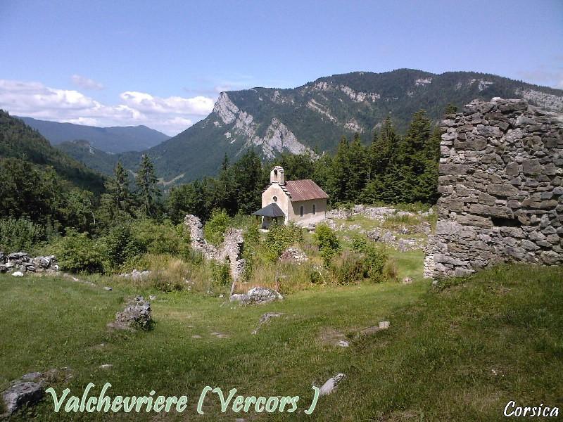 Concours du mois de mai 2010. Thème : Architecture de ma région Valche10