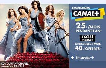 GUIDE Les Chaînes Canal+ / CanalSat Can12
