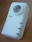 Décodeur TV - prises CPL - 4 petits carrés .... Cpl10
