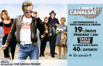 GUIDE Les Chaînes Canal+ / CanalSat Csaoff10