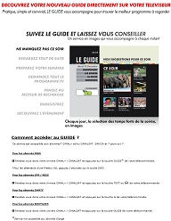 Guide des programmes / Foot+ / Rugby+ Guidec10
