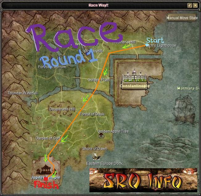 Race event Racero13
