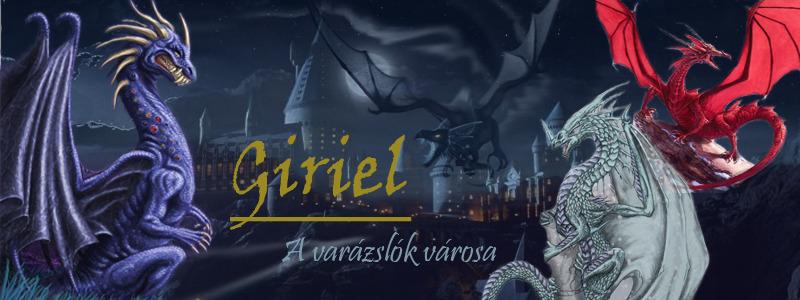 Giriel, a varázslók városa