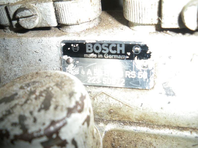 OM636 arrêtoirs de vis de fixation de la roue dentée d'embrayage 2010-126