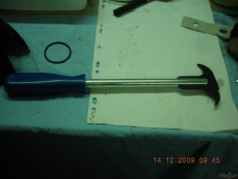 outil de dépose des joints spi (tous types) F844a010