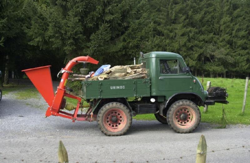 unimog mb-trac wf-trac pour utilisation forestière dans le monde - Page 4 Unimog23