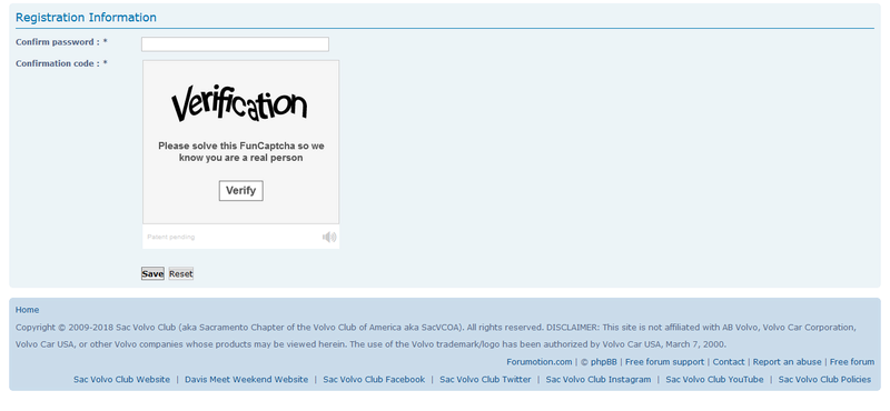 recaptcha - Known Issues from Forumotion Help Forum: Please Report Sacvco20