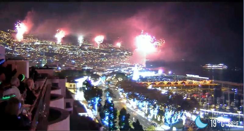 Happy New Year 2018 Madeir11