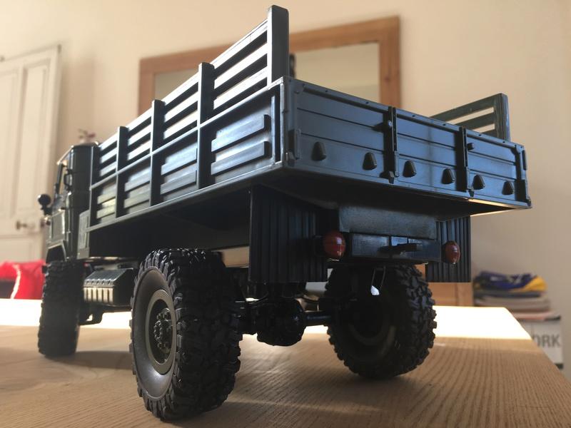 [WPL] Présentation et modifs du petit truck 1/16 Fbe90410