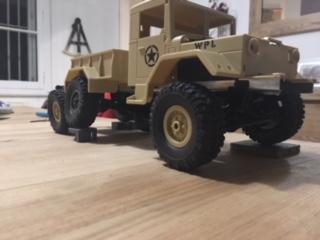 [WPL] Présentation et modifs du petit truck 1/16 Image112