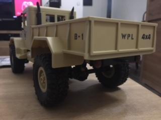 [WPL] Présentation et modifs du petit truck 1/16 Image210