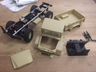[WPL] Présentation et modifs du petit truck 1/16 Image310