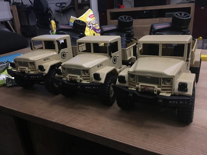 [WPL] Présentation et modifs du petit truck 1/16 Img_3010