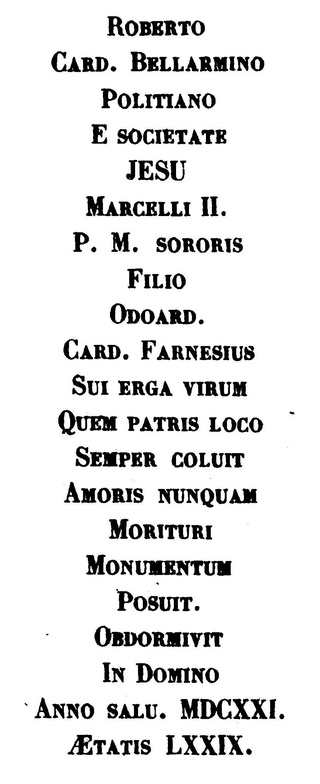 Saint Robert Bellarmin: Essai... - Page 2 Page_x11