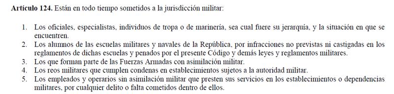 ¿La revolución convirtió a los militares en payasos? - Página 4 Justic10