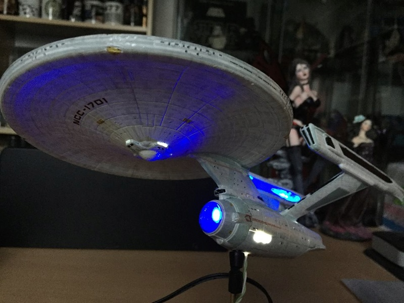 USS ENTERPRISE au 1:350 0311