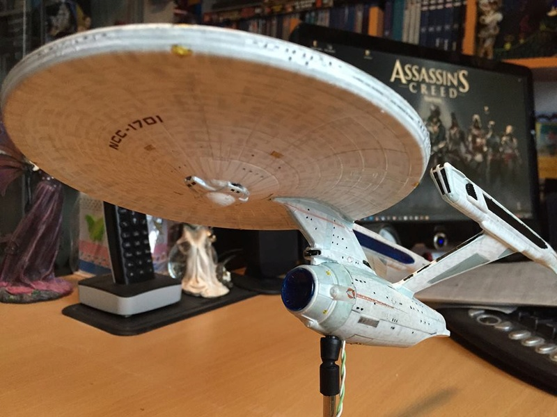 USS ENTERPRISE au 1:350 11755810
