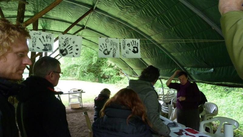 Rencontres Printemps 2018 à Castel Merle - Page 4 P1100611