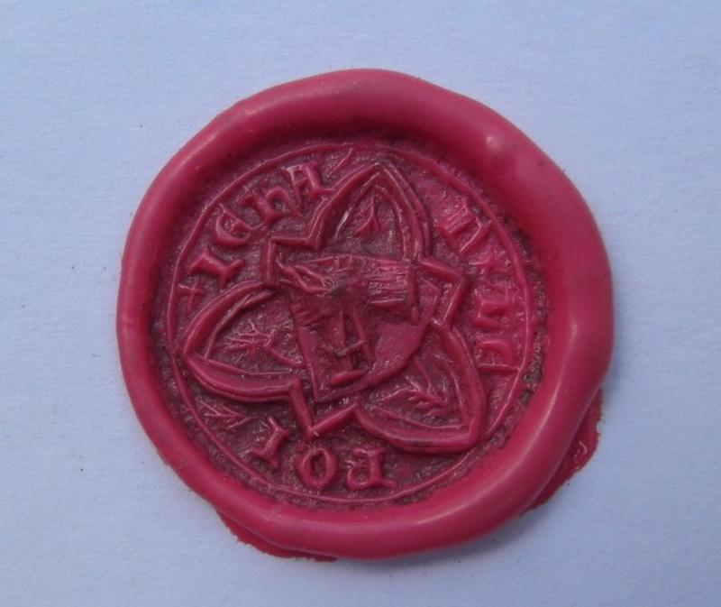 sceau de jean le roi Sam_2314