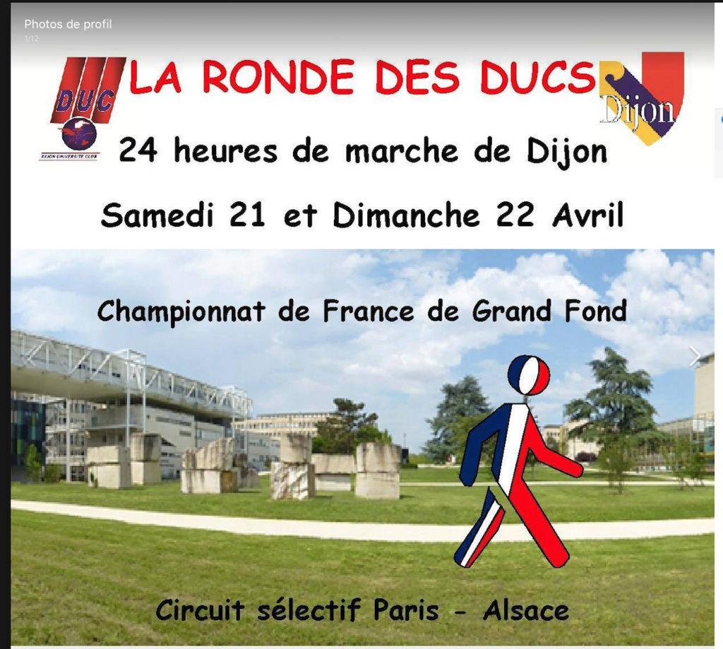 Dijon La Ronde des ducs 2018 - 21 & 22 avril  La_ron10