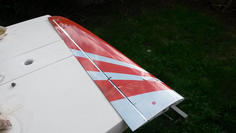 Epave d'aile Pike Perfect 3.77 avec oreille ET 20180210