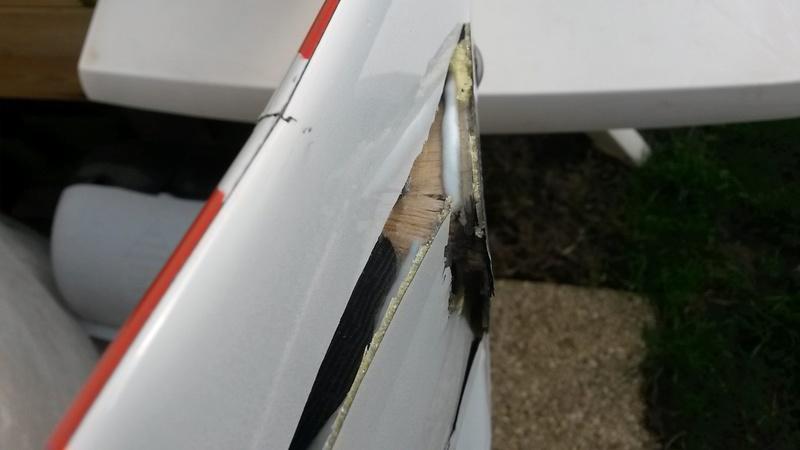 Epave d'aile Pike Perfect 3.77 avec oreille ET 20180214
