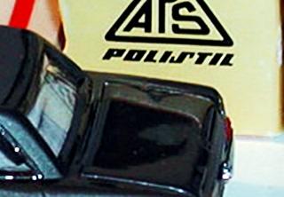 POLISTIL 1:43 - SCATOLA SPEDIZIONE MODELLI AI RIVENDITORI - SERIE EL N°48 FIAT 127  Glass10