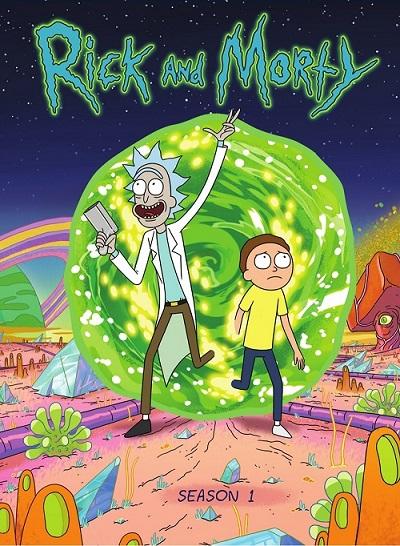 Critiques  séries Animées en vrac Rick_e12