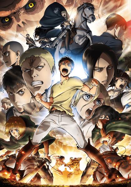 Critiques  séries Animées en vrac Shinge10