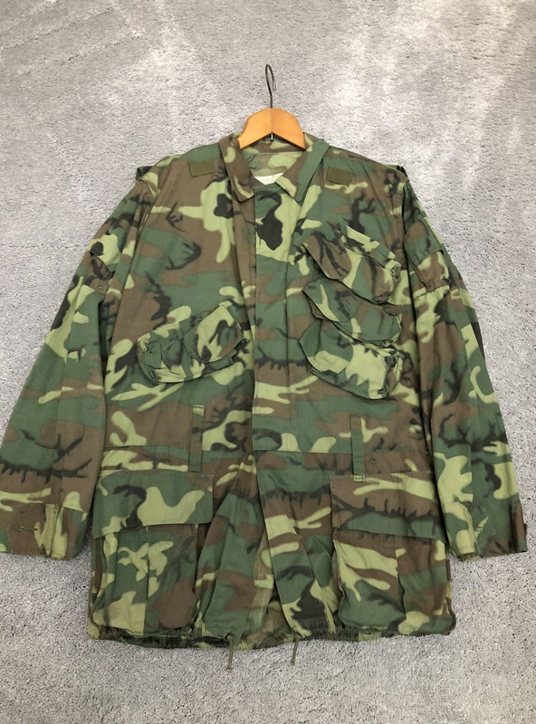 NAVY SEAL poplin float coat  C0e3ef10