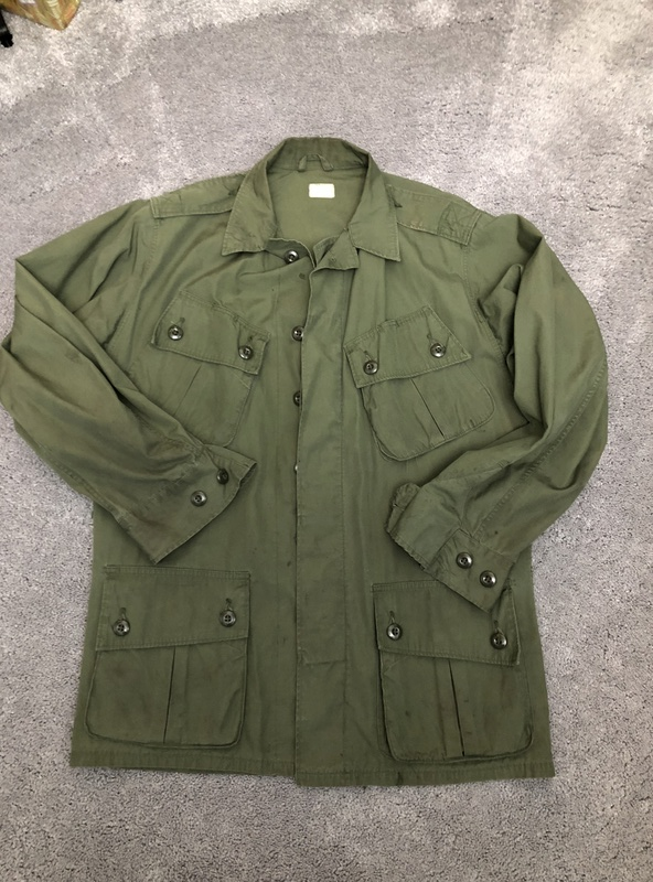 1st patt tropical jungle jacket.  Dfef6410