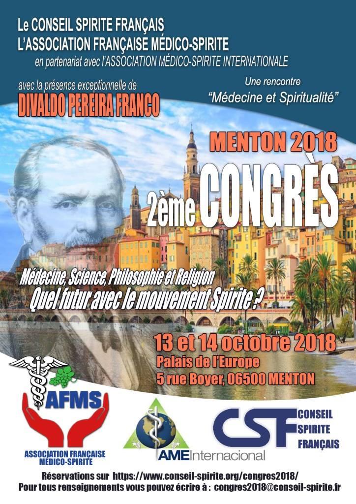 2ème congrès du CSF Le 13 et 14 Octobre 2018. 28423211