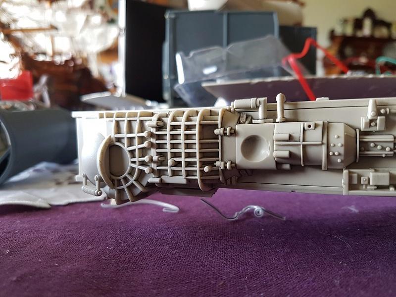 """La construction du """"Faucon Millenium"""" d'Altaya - Page 2 M017_m16"""