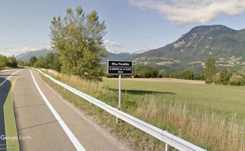 Les monuments et panneaux dédiés au 45ème parallèle nord - Page 2 45zome13