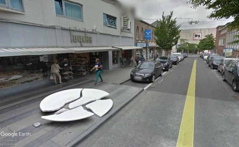 La Louvière - Belgique Assiet10