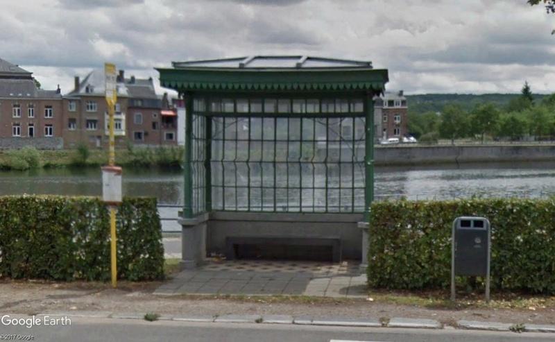 Street View: Les étrangetés du patrimoine wallon. Aubett10