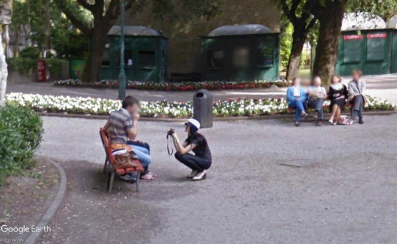 STREET VIEW : photos souvenir - Page 5 Baiser11