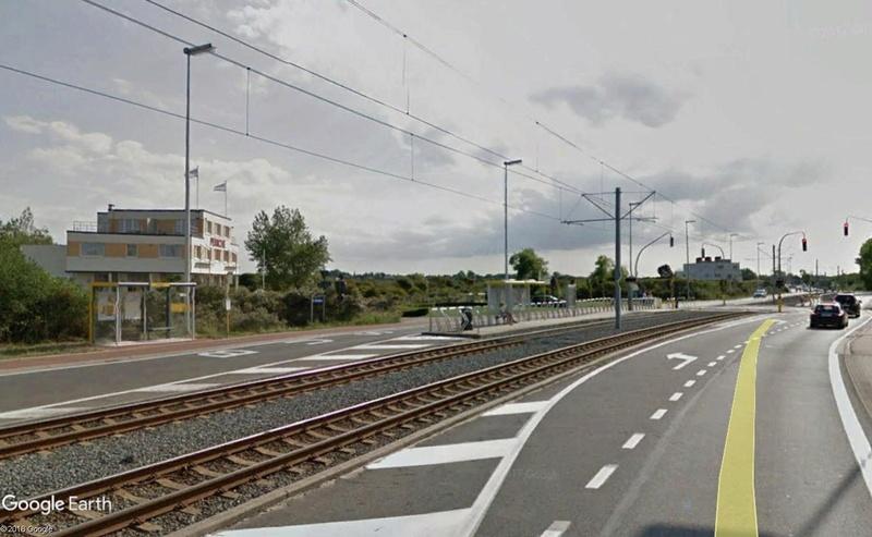 """La """"Péniche"""" et """"De Normandie"""", Koksijde (Belgique)  Bateau11"""