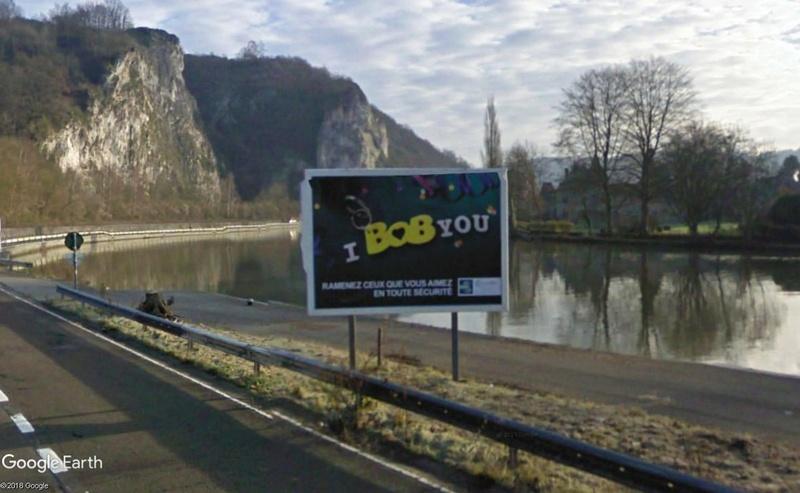 Street View : les belgicismes illustrés - Page 6 Bob10