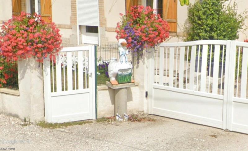 Street View : Les boites aux lettres insolites - Page 6 Boite10