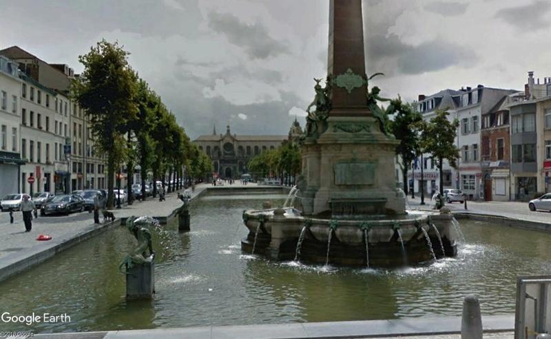 Street View : Lieux représentés sur des peintures célèbres (ou un peu moins) - Page 4 Bruxel10